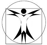 Logo image of overlapping outlines of a human